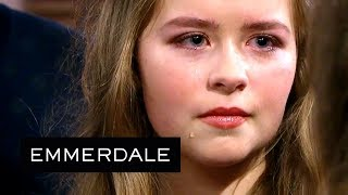 Emmerdale - Gabby Tricks and Humiliates Liv in Front of Everyone