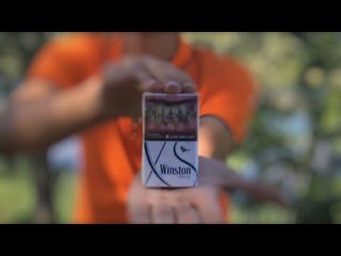 Обзор сигарет Winston XStyle Blue