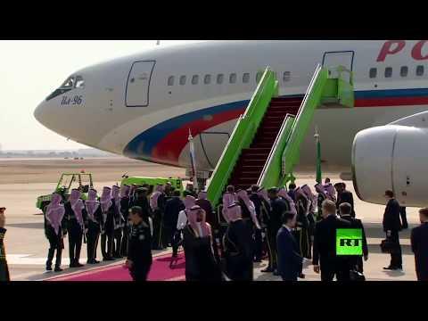 مباشر.. الرئيس فلاديمير بوتين يصل إلى الرياض  - نشر قبل 2 ساعة