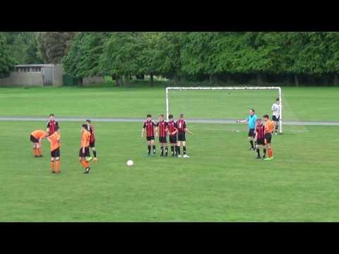 Bohemian FC 2-vs-0 St.Kevins FC U16 Premier NDSL 23.05.17