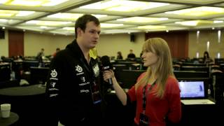 DAC 2015. Day 1. Wild-card round. Interview with Na`Vi.XBOCT