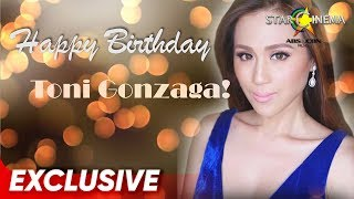 Happy Birthday, Toni Gonzaga!