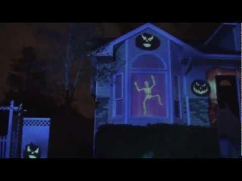 Jack-o-lantern - Singing Pumpkin Song - Bates Haunt