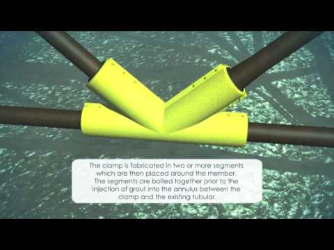 FoundOcean's range of subsea grouting services