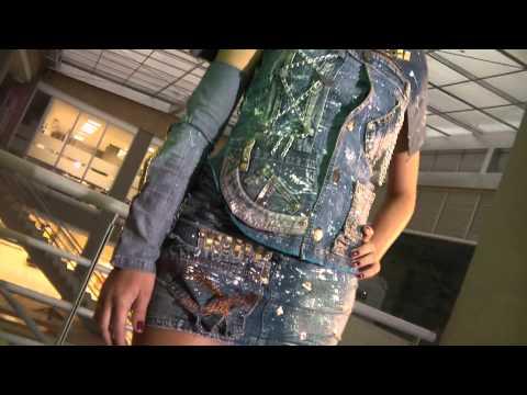 Asignatura Diseño de Modas Femenino Estudiante Kel...