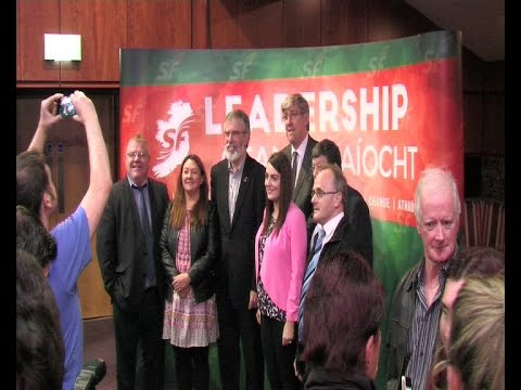 Strabane Sinn Féin Leadership Meeting