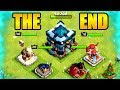 THE END OF AN ERA IN CLASH OF CLANS