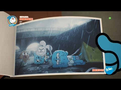 The Amazing World of Gumball - The List Preview