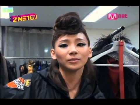 GD CL Cute LOVE moments 2NE1 BigBang!!