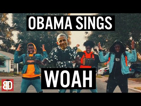 Barack Obama Singing Woah! By Krypto9095