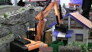 RCTKA Ettlingen - Neueröffnung - part 14 - RC trucks and construction machines, excavator special
