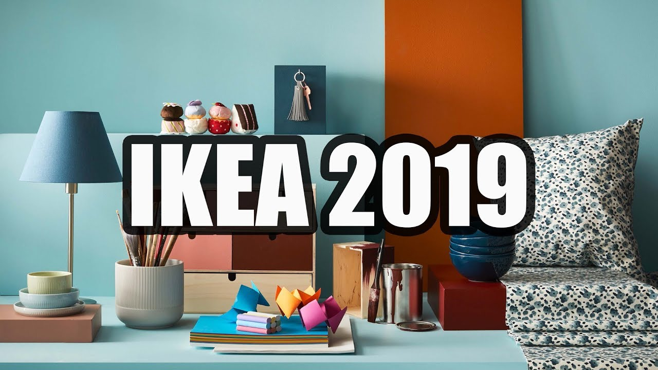 Ikea 2019 Catalog Home Designs For Everyone Youtube
