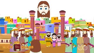 Easter Story I Stories Of Jesus | New Testament I Bible Stories For Kids | Holy Tales Bible Stories