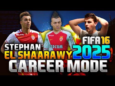 FIFA 16 | STEPHAN EL SHAARAWY IN 2025!!! (CAREER MODE)