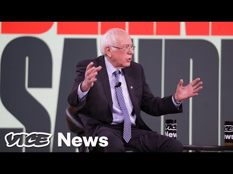 Think Bernie Is 'Radical'? He Disagrees.