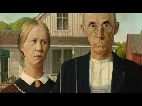 Grant Wood in 60 seconds