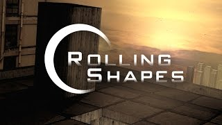 Rolling Shapes PC Gameplay [60FPS]