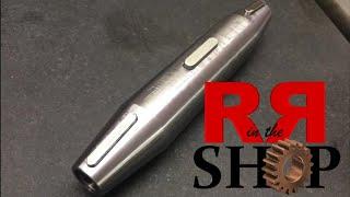 Randy Richard In The Shop - Roto Tiller Shaft Part 2