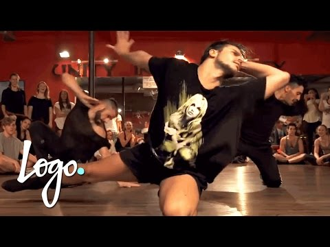 Yanis Marshall & Max Emerson Talk Dance Styles | Strike a Pose | Logo