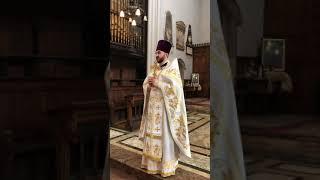 Duminica după Boboteaza, Biserica Ortodoxa Sfintul Ierarh Nicolae din Londra