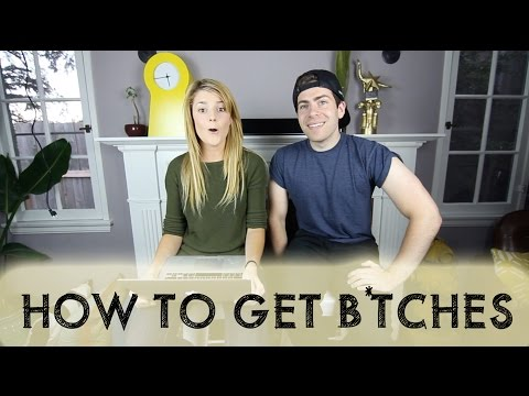 HOW TO GET B*TCHES w/ HOODIE ALLEN // Grace Helbig