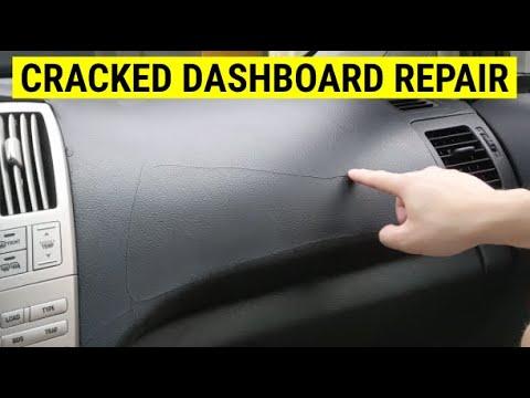 How To Repair Cracked Dashboard – DIY Tutorial Using Sugru Glue