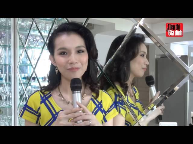 Hoa hậu Thùy Lâm hạnh phúc với gia đình nhỏ_TT&GĐ 39/13
