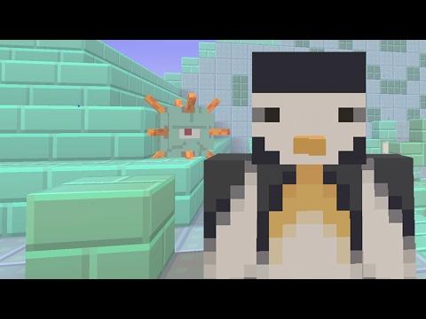 Minecraft Xbox - Ocean Monument Challenge - Part 2