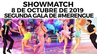 Showmatch - Programa 08/10/19 - Segunda gala de #Merengue