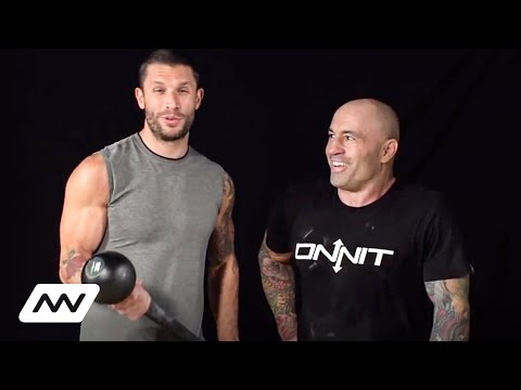 Onnit Kettlebell & Mace Fitness Equipment Review | Joe Rogan & Aubrey Marcus