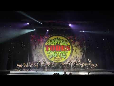 TODES DANCE BATTLE 2019 ТОДЕС ВАВИЛОВА 13.06.2019 2-е место!