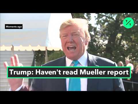 """Trump: """"There Is A Hunger In This Country"""" To Investigate Origins Of Mueller Probe """"Illegal Witch Hunt"""""""