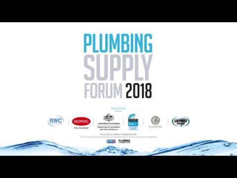 Plumbing Supply Forum 2018 - Non conforming non complying building product