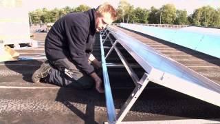 Installatievideo Solarstell