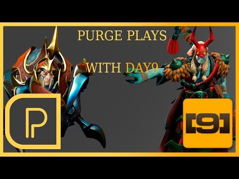 Purge Plays Nyx with Day9