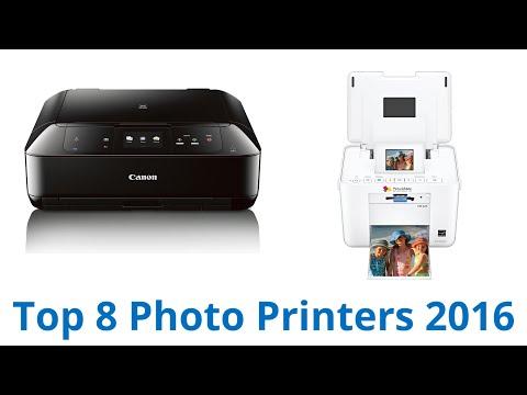 8 Best Photo Printers 2016