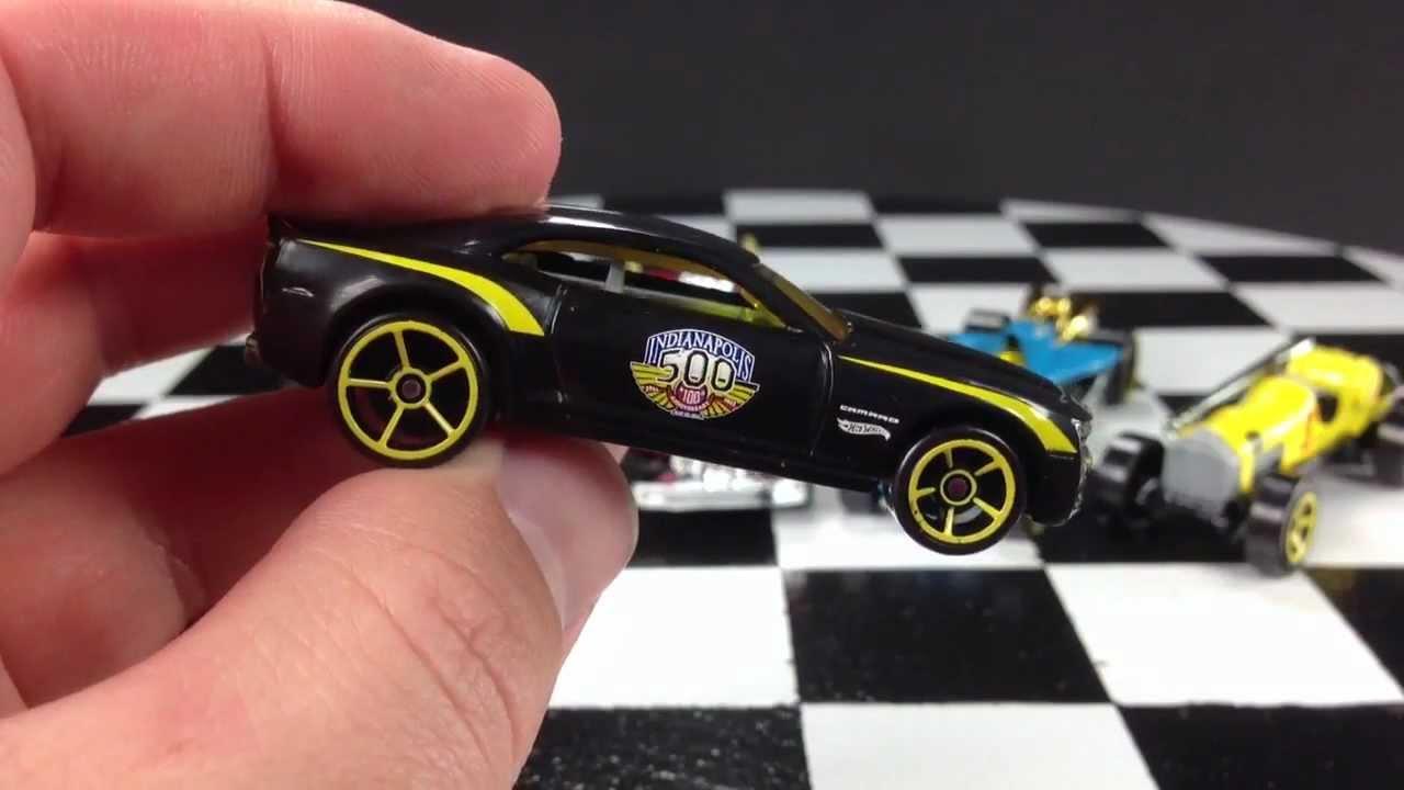 Hot Wheels Indianapolis 500 5 Pack - YouTube