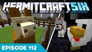 Hermitcraft VI 112   HOW MANY ANIMALS!? 🐔   A Minecraft Let's Play