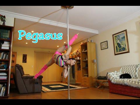 Pegasus - Tutoriais de Pole Dance por Alessandra Rancan