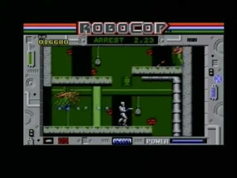 ROBOCOP (AMIGA - FULL GAME)