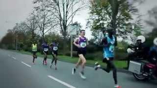 Arne Gabius kommentiert seinen Rekordlauf beim Frankfurt-Marathon