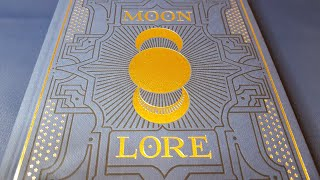 Moon Lore (Black Letter Press) - Esoteric Book Review