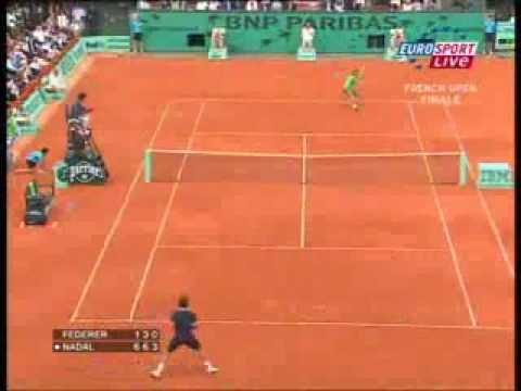 Roger Federer....No Easy Way Out