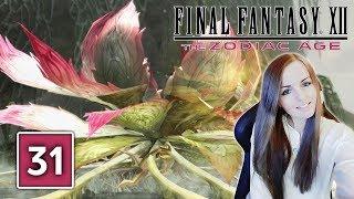 RAFFLESIA BOSS FIGHT | Final Fantasy 12 The Zodiac Age Gameplay Walkthrough Part 31