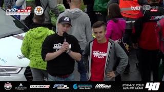 Drift Open 2018 Czarna Góra - TOP 16