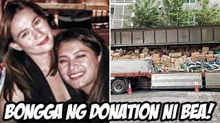 Angel Locsin IBINUKING Ang Palihim na TULONG NI Bea Alonzo sa mga evacuees ng TAAL!