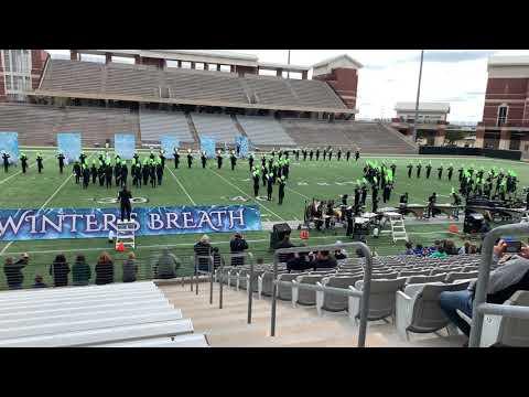 Clear Falls High School Band 2019 - Cypress Showcase