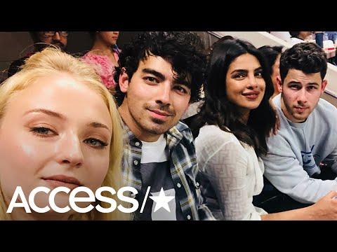 Sophie Turner Spills Exactly Why Her & Joe Jonas' Wedding Won't Be Like Priyanka & Nick's | Access Mp3