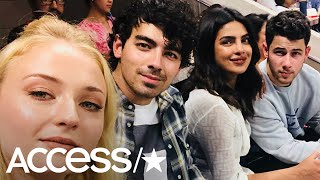 Sophie Turner Spills Exactly Why Her & Joe Jonas' Wedding Won't Be Like Priyanka & Nick's | Access