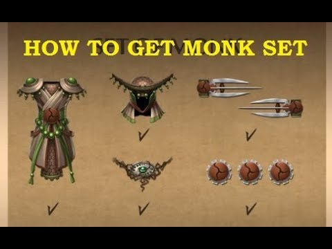 Shadow Fight 2 Monk Set & Mythical Enchant